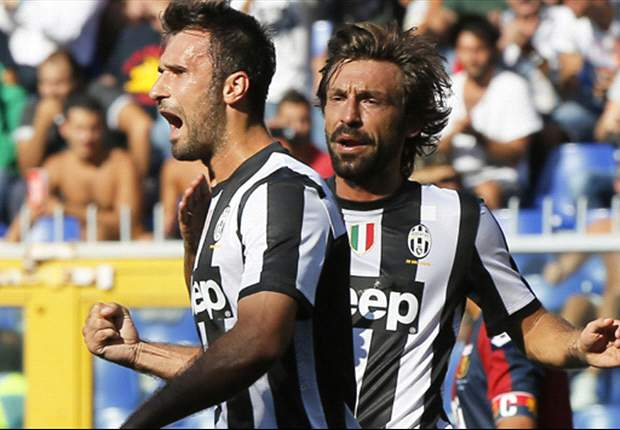 Mirko Vucinic hails Juventus' never-say-die attitude