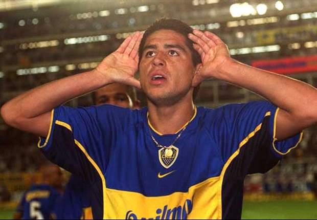 Juan Román Riquelme: Diego Armando Maradona no me afecta y no volveré a jugar en Boca Juniors