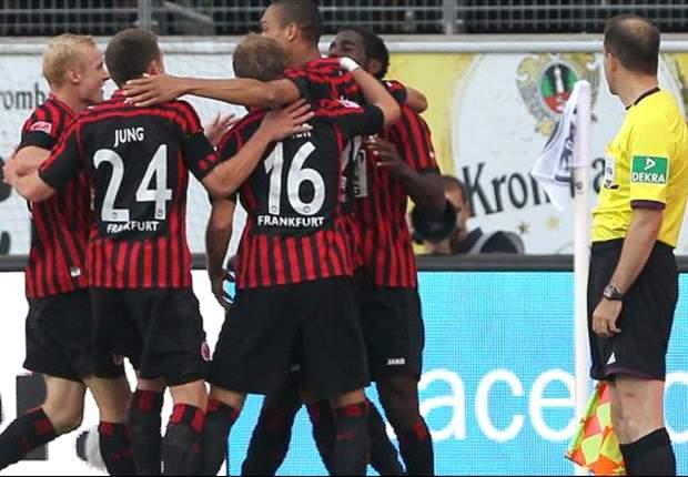 Bundesliga, 3ª giornata - Il Borussia Dortmund dilaga sul Leverkusen, bene lo Schalke. Sorpresa Eintracht, in vetta a punteggio pieno assieme al Bayern