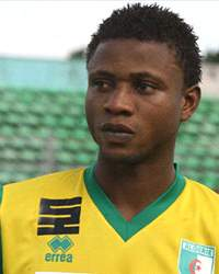 Izu Azuka, Nigeria International