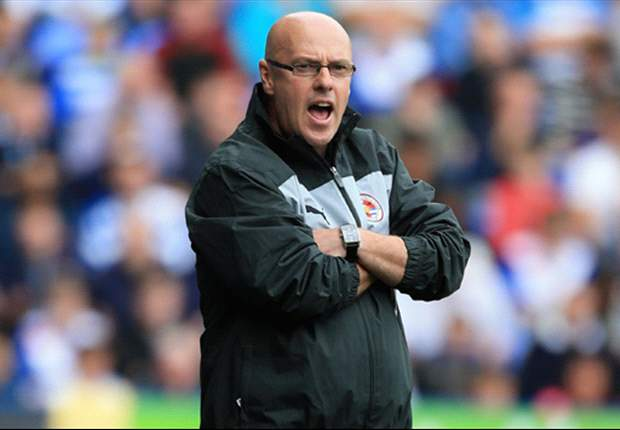 McDermott not concerned over Reading's poor start
