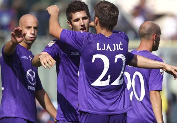 L'Opinione - Al Franchi si respira aria nuova, la Fiorentina di Montella diverte, vince e convince