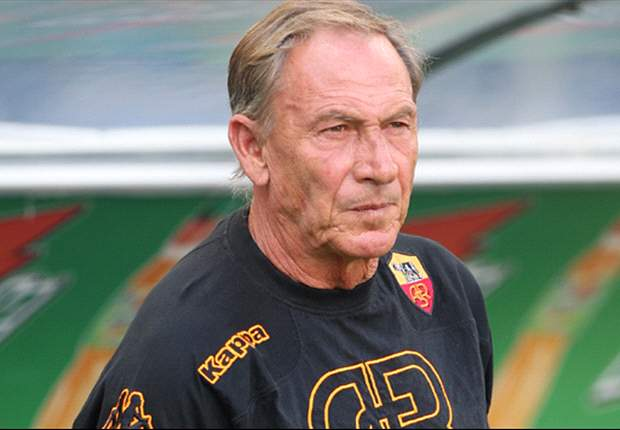De Rossi is showing more desire to compete believes Roma coach Zeman