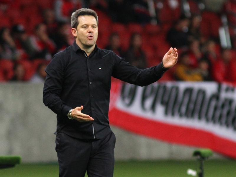 Argel relativiza 'chapéu' do Grêmio por Henrique Almeida: