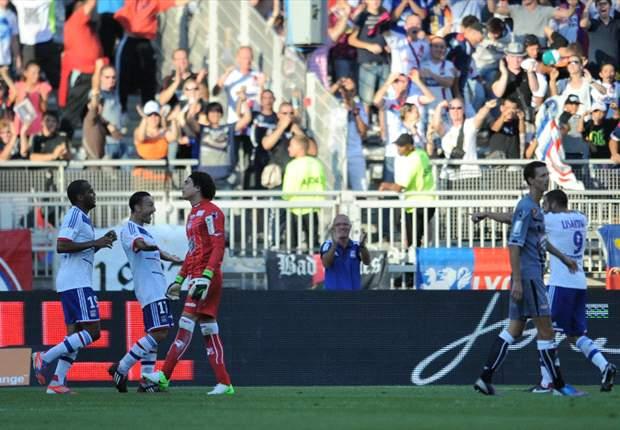 "Ligue 1, OL - Mvuemba : ""Qu'on reste premiers"""