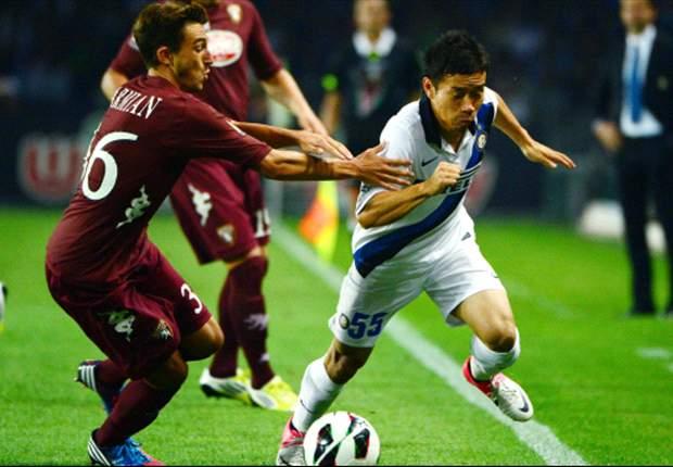 Torino 0-2 Inter de Milán: Diego Milito y Antonio Cassano regresan al Inter a la senda de la victoria