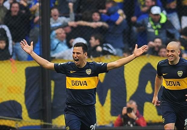 Boca se lo dio vuelta a Independiente y sigue siendo el único puntero