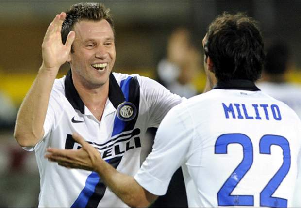 Winning is all that matters for Inter, says Milito after win over Torino