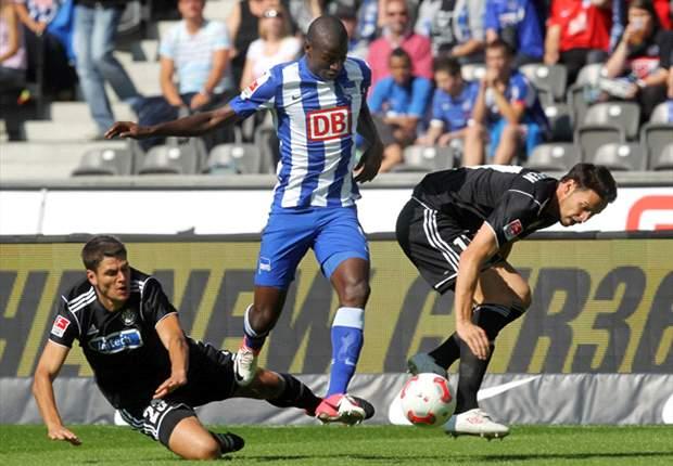 Adrian Ramos bleibt vorerst bei der Hertha - Kachunga nach Paderborn
