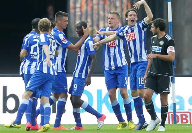Mission Comeback: Bleibt Hertha BSC Braunschweig auf den Fersen?