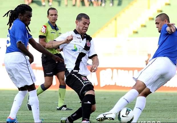 Nilton é o novo reforço do Cruzeiro