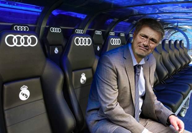 José Mourinho se gana el apodo de @Llourinho
