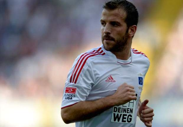 Van der Vaart: I expect more of myself
