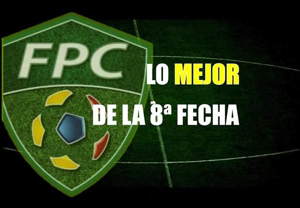 Lo mejor de la octava fecha de la Liga Colombiana