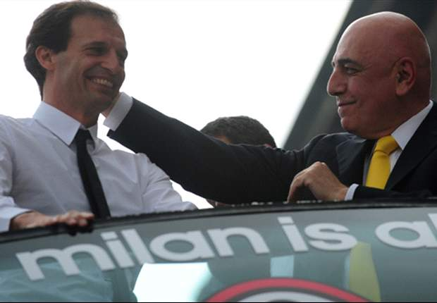 Galliani: It was our best performance this season