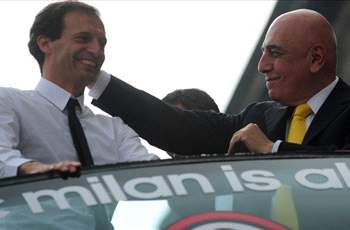 Adriano Galliani: AS Roma Tidak Bisa 'Curi' Max Allegri