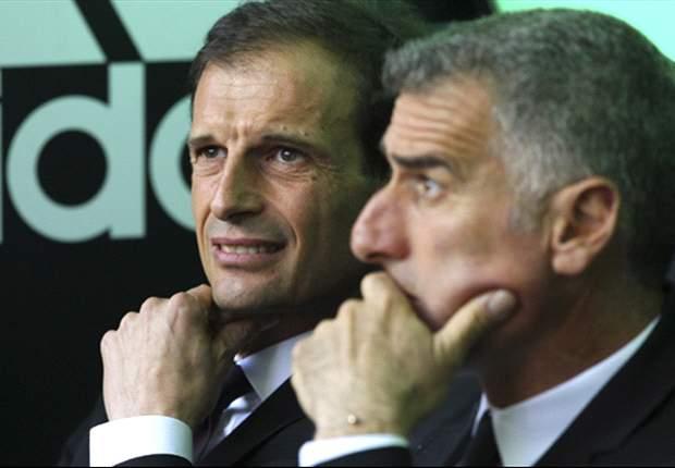 Allegri rende nota la lista dei 21 convocati per l'Anderlecht: Ambrosini recupera, ancora out Montolivo