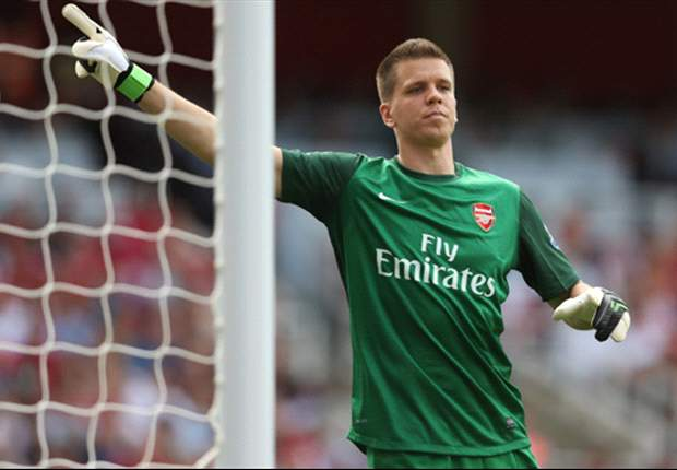 Szczesny suffers setback & Fabianski ruled out for three months as Arsenal keeper crisis deepens