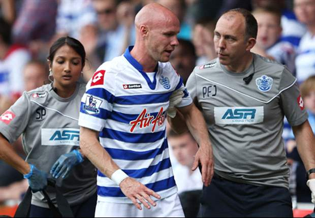 Hughes: Johnson will come back to QPR stronger after injury