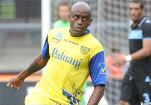 Luciano, dal 2000/2001 al Chievo