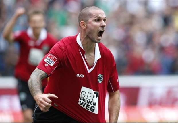 Leon Andreasen darf bei Hannover 96 bleiben