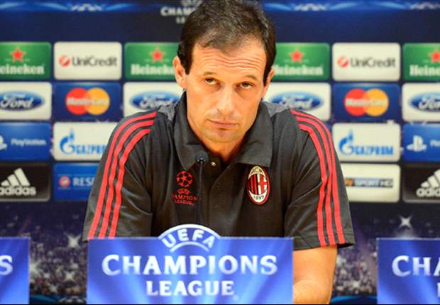 Allegri: AC Milan and Zenit will fight to qualify until the last matchday