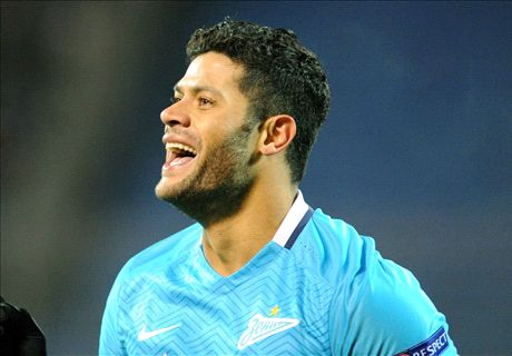 RUMOURS: Could Hulk leave for €91m?