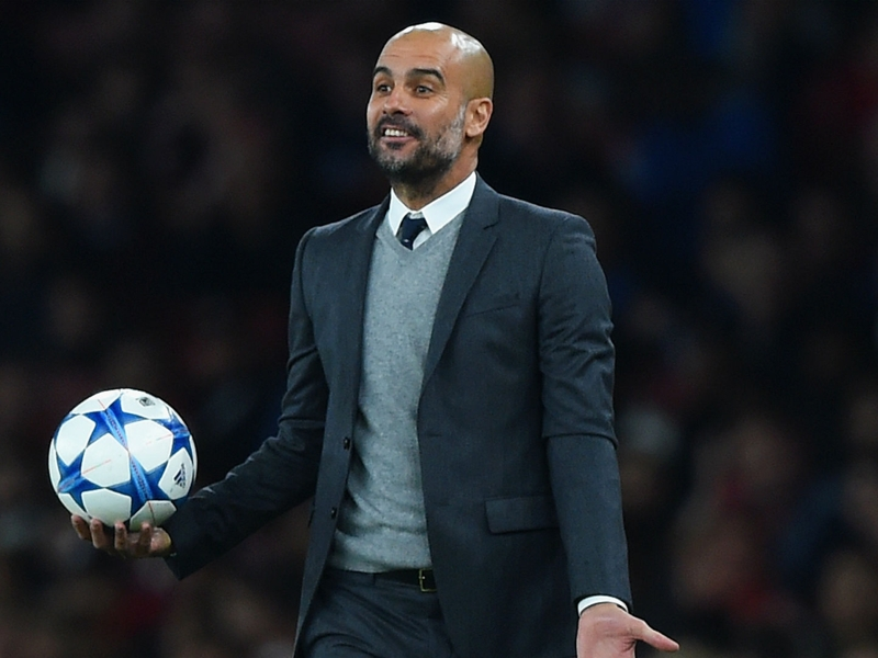 Image result for Despite Losing Heavily To Barcelona, Guardiola Has Promised Not To Change His Tactics!! (Read What He Said)