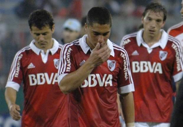 Matías Almeyda, autocrítico: Un partido para el olvido