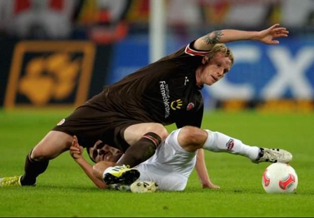 FC St. Pauli: Muskelfaserriss bei Marius Ebbers