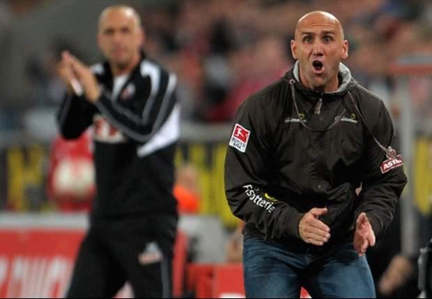 """Köln-Trainer Stanislawski: """"Müssen weiter hart arbeiten"""""""