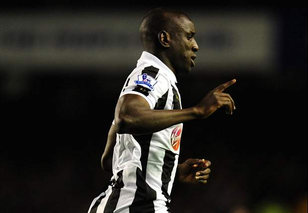 Brilliant Ba proves his point as Newcastle's striking dilemma continues