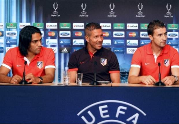 Falcao: Simeone's passion has improved Atletico Madrid