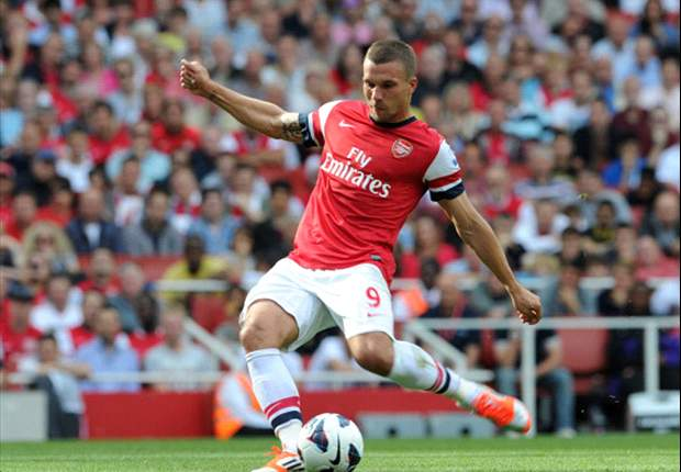 Wenger confident Podolski will come good for Arsenal
