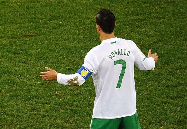 Pepe: Cristiano Ronaldo Siap Hadapi Rusia