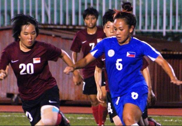 Singapore crash out of AFF Women's Cup