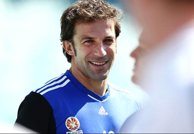 The best is yet to come, insists Del Piero