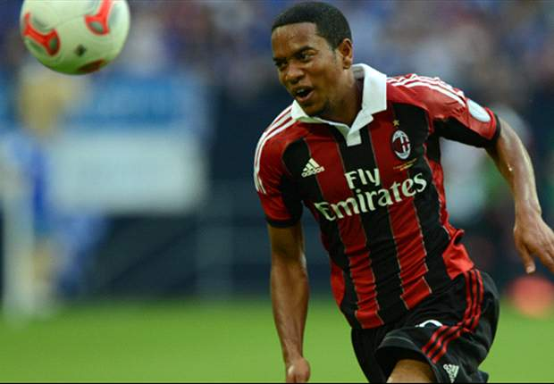 Emanuelson: Tough task awaits AC Milan in last 16