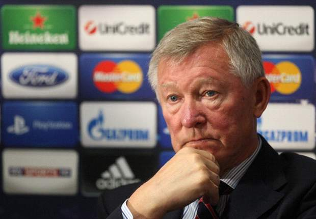 Keeping defenders fit is key to Champions League success, says Sir Alex Ferguson