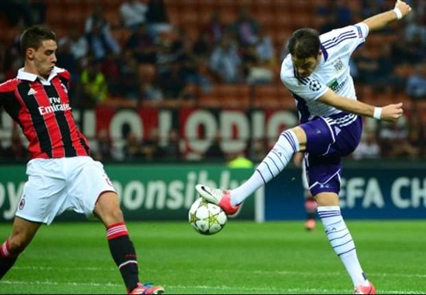 """Attento Milan, a Bruxelles ci credono...sentite Vanderhaeghe: """"L'Anderlecht ha le qualità necessarie per battere i rossoneri e passare il turno"""""""