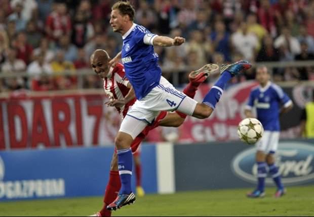 Schalkes starke Abwehr zu gut für Piräus