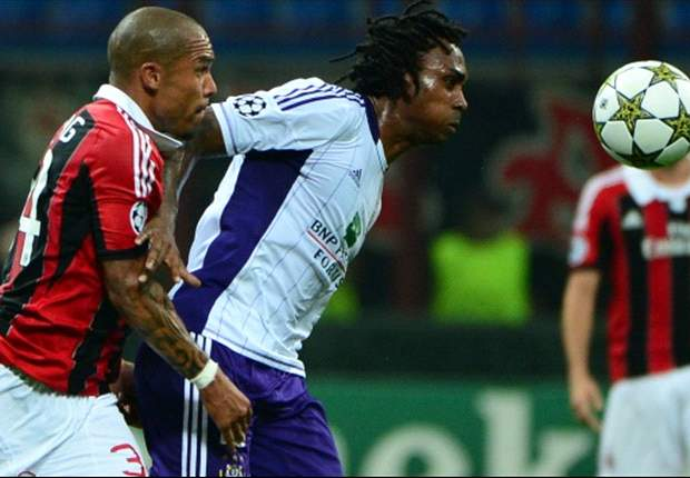 Anderlecht 1-0 Zenit: Battling Belgians boost qualification hopes