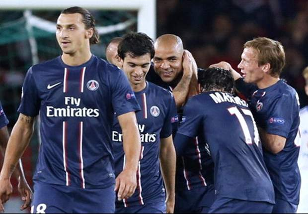 PSG loot Marseille in beker