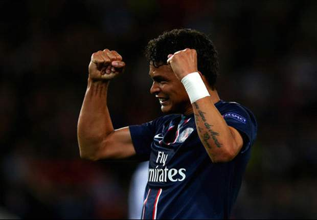Ligue 1 - Paris sans le Capitaine Thiago Silva