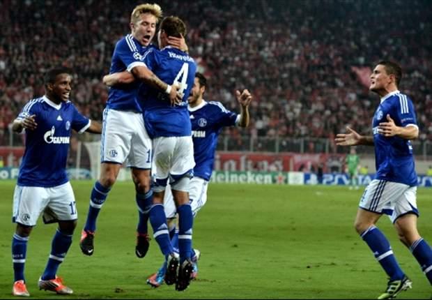 LdC - Schalke d'une courte tête