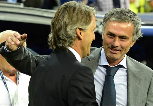 Mancini critical of Mourinho over job speculation