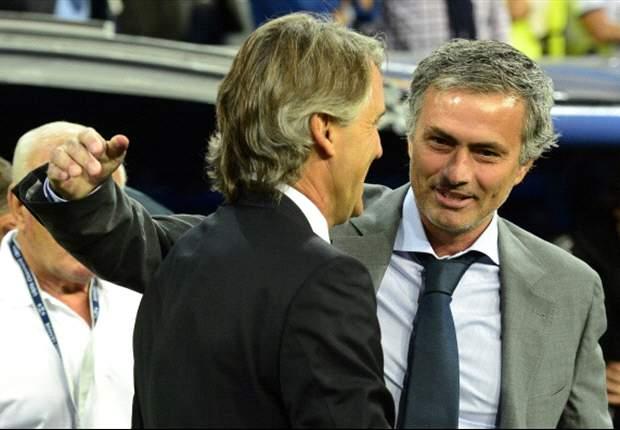 Roberto Mancini critica el trabajo de José Mourinho