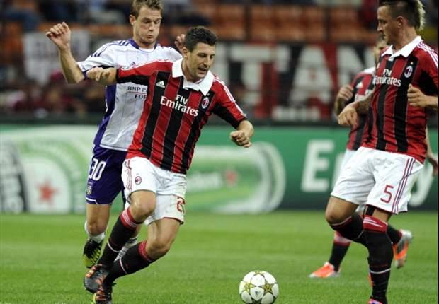 Milan 0 x 0 Anderlecht: Rossoneros não conseguem aproveitar fator local e ficam no empate na estreia