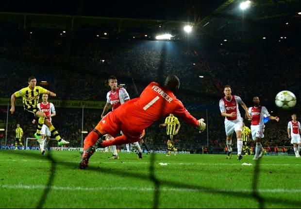 LdC - Dortmund dans la douleur