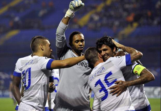 Favorit FC Porto siegt locker bei Dinamo Zagreb